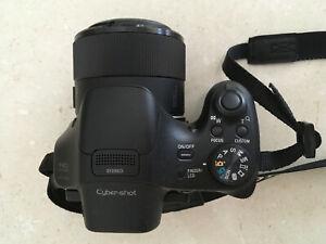 Sony DSC-HX300 camera with Carl Zeiss 50x optical zoom