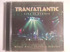 Transatlantic - Live in Europe 2CD (2003)