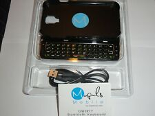 Samsung Galaxy S4 cell phone case plus keyboard Moguls Brand new Bluetooth .