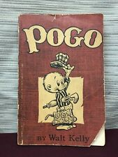 POGO by Walt Kelly - FIRST Paperback Collection of Cartoons, 1951