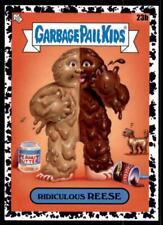 2021 Garbage Pail Kids Food Fight Base Pepper Black #23b RIDICULOUS REESE