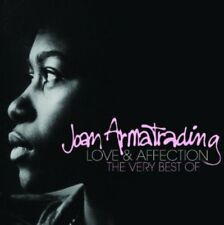 JOAN ARMATRADING LOVE AND AFFECTION: THE VERY BEST OF CD (GREATEST HITS)