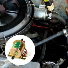 Universal Electric Low Fuel Pump Carburetor 12V HEP-02A 4-7PSI Gas Diesel Inline