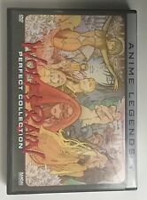 Wolf's Rain (DVD, 2009, 7-Disc Set, Anime Legends Perfect Collection)