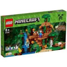 LEGO MINECRAFT 21125 La cabane dans l'arbre de la jungle   NEUF