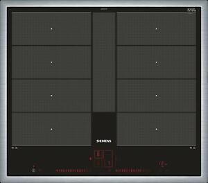 Siemens EX645LYC1E iQ700 Autarkes Induktionskochfeld, Glaskeramik, 60 cm breit,