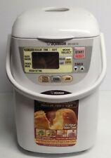 Zojirushi Bbhac10 Programmable Mini Breadmaker - White