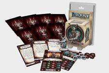 Descent 2nd Edition Board Game - Ardus Ix Erebus Lieutenant Pack