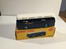 Vintage Dinky Toys B.O.A.C. Coach / Bus 283 In Its Original Box
