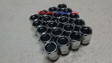 NEW rally 2 II wheel lug nut set 67 68 69 70 Pontiac GTO Lemans Tempest Firebird