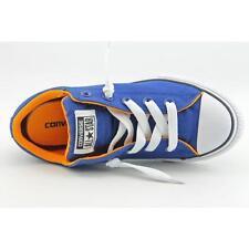 Baskets décontractées bleus Converse pour garçon de 2 à 16 ans