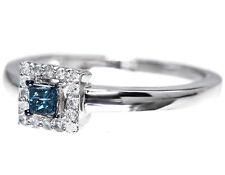 Diamond Solitaire Costume Rings