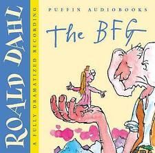 The BFG by Roald Dahl (CD-Audio, 2005)