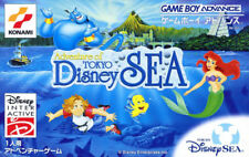 Adventure of Tokyo DisneySEA (2001) Brand New Factory Boxed Japan Gameboy GBA