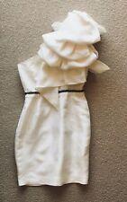 RACHEL GILBERT silk cocktail dress - size 1