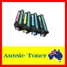 4x HP CE400A CE400X CE401A CE402A CE403A 507A 507X Toner Cartridge for HP M551