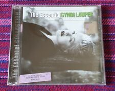 Cyndi  Lauper ~ The Essential Of Cyndi Lauper ( Malaysia Press ) Cd