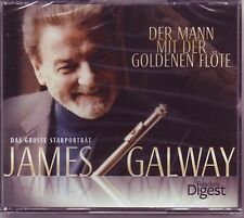 James Galway-le grand Starporträt-READER 'S DIGEST 4 CD BOX NEUF dans sa boîte