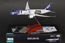 "ANA Boeing 787-9 Dreamliner Star War ""R2-D2"" Jet Hogan 1:200"
