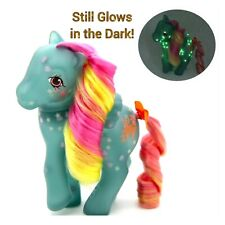 ⭐️ My Little Pony ⭐️ G1 Vintage Glow N Show Starglow Beautiful!