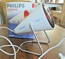 BOXED PHILIPS classic  INFRAPHIL great condition model HP3690