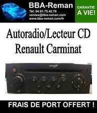 Réparation - Autoradio Lecteur CD Renault Carminat réf 8200 796 837 – H