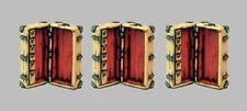 TQD MC09 20mm Diecast Diorama Items: Three Large Packing Cases