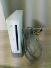 Nintendo Wii main unit only Japanese version