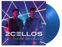 2Cellos - Let There Be Cello [New Vinyl] Blue, Gatefold LP Jacket, Ltd Ed, 180 G