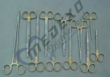 TC Forceps Scissors Needle Holders Dental Surgical Instruments Lot of 10 Pcs