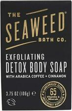 Exfoliating Detox Body Soap by The Seaweed Bath Co., 3.75 oz Unscented
