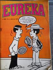 EUREKA n°2 1982  Max Magnus di Magnus & Cimpellin  [G333]