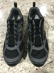 Pearl Izumi X-ALP Seek VI EU44 Shoes | MTB Cycling Shoe Size US 10| Black & Grey