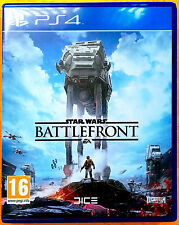 Star Wars Battlefront - Playstation PS4 Games - Very Good Condition