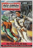 Rex Corda Der Retter der Erde Nr.4 - TOP Z1 Science Fiction Romanheft BASTEI