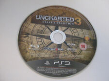 Uncharted 3 Drake's Deception (Ps3) *Game Only*