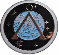 Stargate SG-1 Series Project Earth Logo Pin