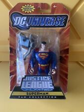 Justice League Unlimited Superman Phantom zone projector JLU action figure New