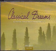 Classical Dreams  - KLASSIK ZUR ENTSPANNUNG  3 -  3 CD Box  gebraucht very good