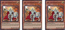 3 x Jain, Lightsworn Paladin  LCGX-EN245 Ultra Rare  YuGiOh Cards