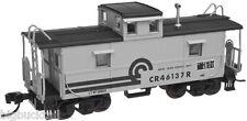 Atlas Trainman  CONRAIL M.O.W. Gray Cupola Caboose  NIB R-T-R