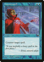 counterspell tempest   VO -  MTG Magic (EX)