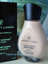 $49 Vincent Longo Radiant Glow Foundation LIGHT BEIGE 3
