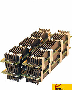 32GB(4X8GB)Memory Apple Mac Pro 3.1 WORKSTATION 2008 MA970LLA  DDR2 800/PC2 6400