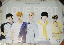 MBLAQ Special Love Beat 2013 Korea Promo Poster