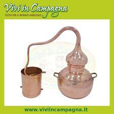 Alambicco distillatore lt 20