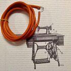 singer sewing machine treadle belt & maintenance kit (bin-03)