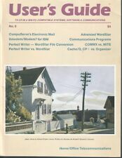 Microsystems CP/M and S-100 Users Guide Magazine Vol 1 No 6 December 1983