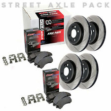 STOPTECH Performance Brake Rotors+Pads Kit for Scion 13-15 FRS 934.47006