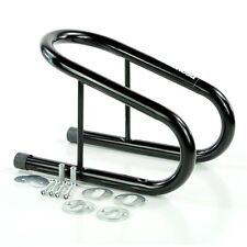 """5.5 """" Motorcycle Hauler Carrier Removable Tire Wheel Chock:Trailer new scooter"""